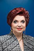 Belo Horizonte_MG, Brasil.<br /> <br /> Retrato da presidente da Mary Kay no Brasil, Nara Melo.<br /> <br /> Portrait of the president of Mary Kay in Brazil, Melo Nara.<br /> <br /> Foto: RAFAEL MOTTA / NITRO