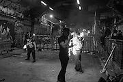London Fire Spinners, ,spininng@,  Leake St. Underneath Waterloo station, Waterloo, London.  10 February 2017