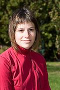 Portraut de l'auteur Sarah Deschenes, 11 octobre 2008, Montreal, Quebec, Canada. © Photo Marc Gibert / www.adecom.ca. à , Montréal, Québec, Canada, 20102008. © Photo Marc Gibert / adecom.ca