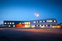 Health Centre, Sudbury, Suffolk