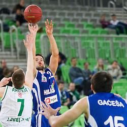 20130327: SLO, Basketball - Telemach League, KK Union Olimpija vs KK Helios Domzale