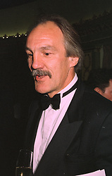 England rugby manager ROGER UTTLEY at a dinner in London on 29th October 1997.MCP 1
