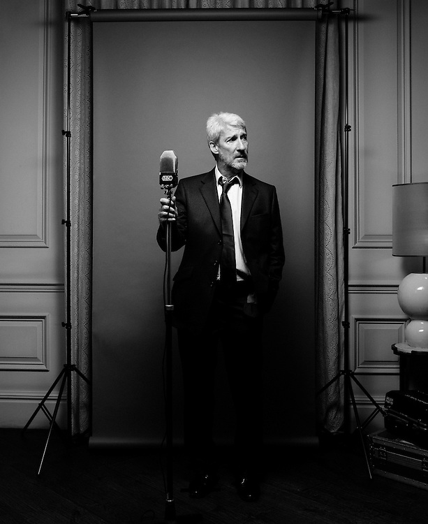 British Television personality, Jeremy Paxman