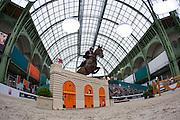 Roger Yves Bost - Castle Forbes Myrtille Paulois<br /> Saut Hermes 2013<br /> © DigiShots