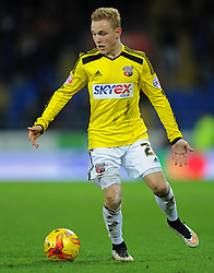 Brentford's Alex Pritchard on loan from Spurs - Photo mandatory by-line: Paul Knight/JMP - Mobile: 07966 386802 - 20/12/2014 - SPORT - Football - Cardiff - Cardiff City Stadium - Cardiff City v Brentford - Sky Bet Championship