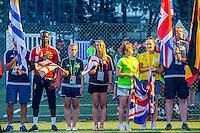 &quot;streetfootballworld Festival 16&quot; un tournoi de football international qui oppose 500 jeunes de quartiers defavorises,  et venant de toute la plan&egrave;te, sur les terrains de l'association Sport dans la Ville.<br /> <br /> Ces jeunes, ages de 14 &agrave; 18 ans viennent de favelas bresiliennes, de bidonvilles indiens, en passant par les townships sud-africains ou les banlieues desheritees d&rsquo;Europe. 500 footballeurs en herbe, des filles des gar&ccedil;ons, certains handicapes ou mutiles, de 14 &agrave; 18 ans et originaires de 60 pays participent mardi et mercredi &agrave; un tournoi solidaire international qui est accueilli pour la premi&egrave;re fois pendant l&rsquo;Euro.<br /> Quelques anciens joueurs pros, dont Sony Anderson, se sont joints aux festivites<br /> <br /> Creee en 1998, l&rsquo;association &ldquo;Sport dans la Ville&rdquo;, seul membre fran&ccedil;ais de streetfootballworld, compte 31 centres sportifs dans des quartiers difficiles de Lyon, Saint-Etienne, Grenoble et Paris, et emploie pres de 150 educateurs et permanents.