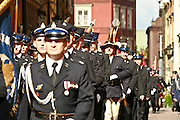 09.09.2006 Warsaw Poland 85th anniversary of Polish Volunteer Fire Department. Photo Piotr Gesicki