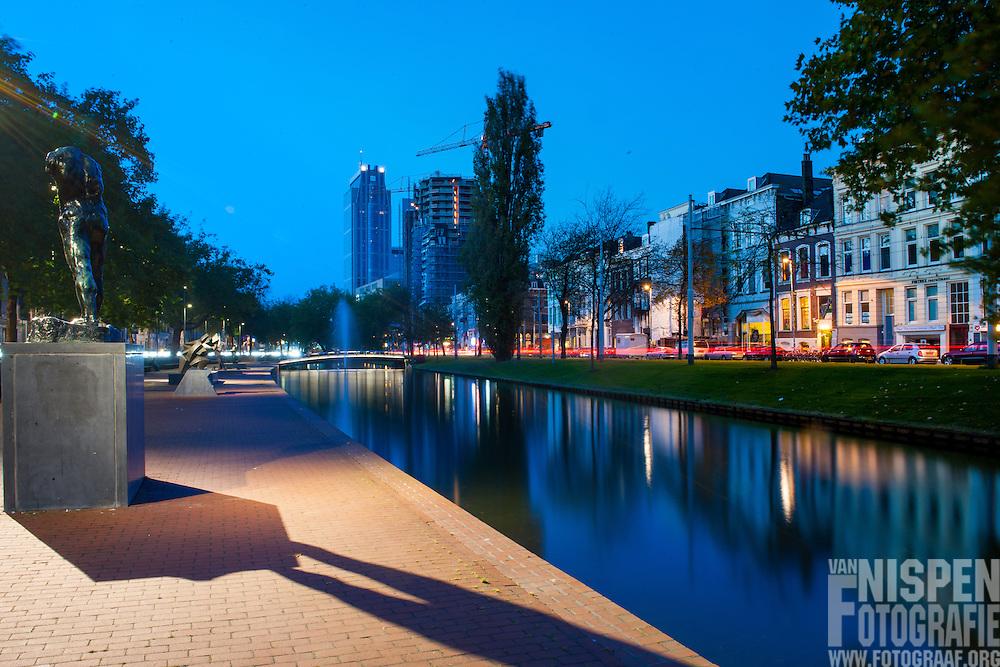 Westersingel, Rodin, Rotterdam