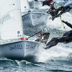 Santander 2014 ISAF World Day 8