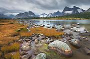 Tonquin Valley, Jasper National Park Alberta