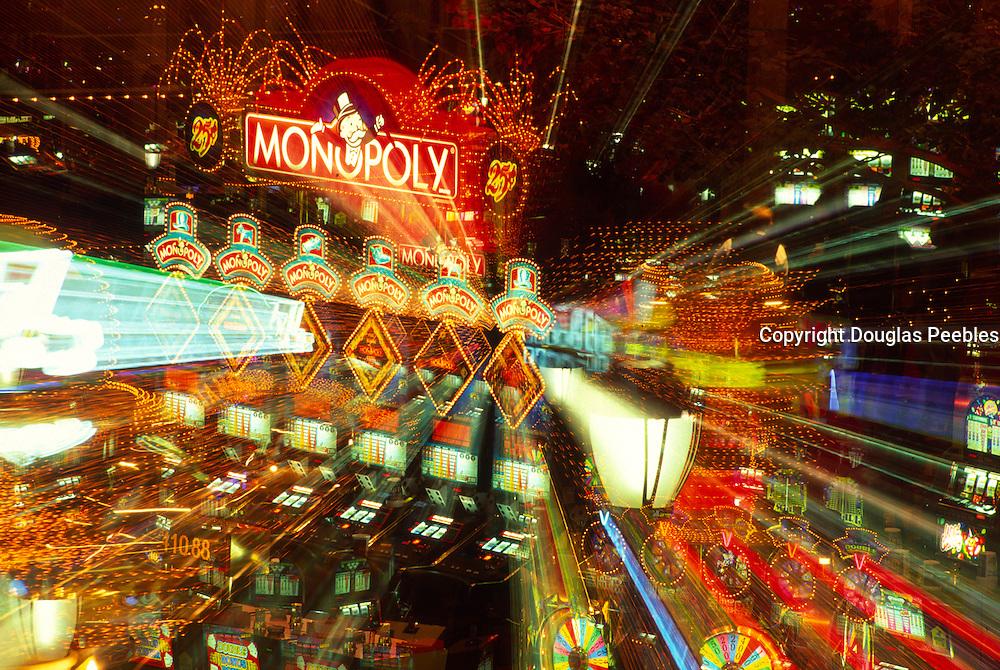 Neon signs, Las Vegas, Nevada<br />