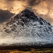 Stob Dearg, Buachaille Etive Mor, Glen Coe, Highlands, Scotland