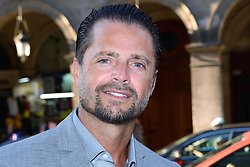 David Charvet attending the 'Christian Dior, Couturier du Reve' exhibition as part of 2017/18 Fall Winter Haute Couture Fashionweek at the Louvre in Paris, France on July 03, 2017. Photo by Aurore Marechal/ABACAPRESS.COM