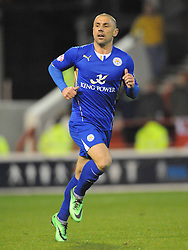 KEVIN PHILLIPS, Leicster City, Nottingham Forest v Leicester City, City Ground Nottingham,  Sky Bet Championship, 19th Febuary 2014