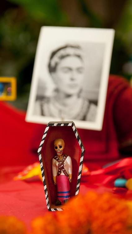 DBG Dia de los Muertos event