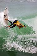 Catching Waves In Huntington Beach Orange County California