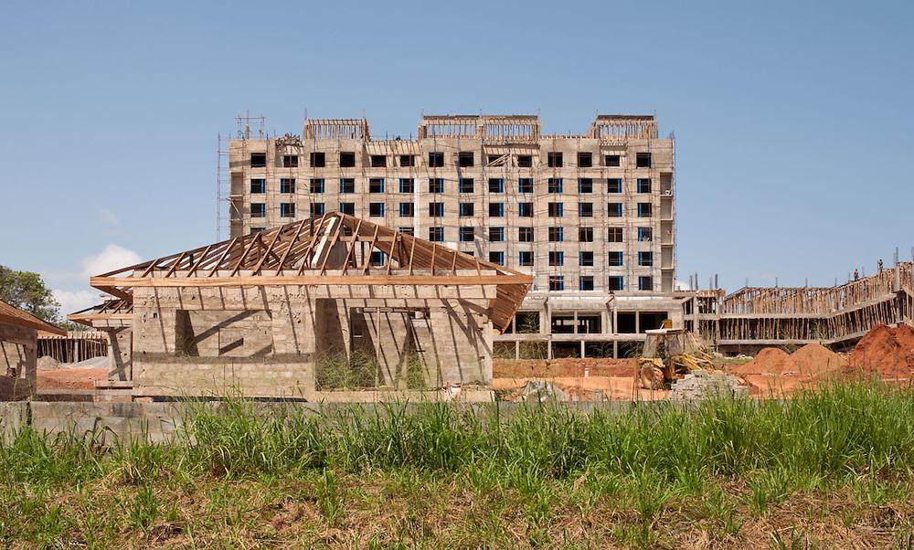 Takoradi building site, Ghana 2011