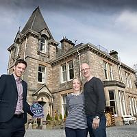 VisitScotland Knockendarroch Award