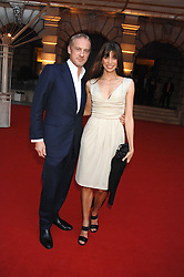 ANTON & LISA BILTON at the Royal Academy of Art Summer Exhibition Preview Party on 4th June 2008.<br /><br />NON EXCLUSIVE - WORLD RIGHTS