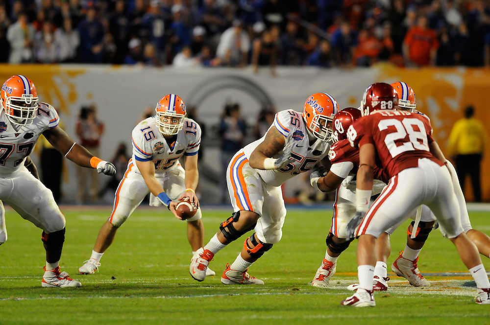 2009 BCS Championship Game: Oklahoma vs Florida