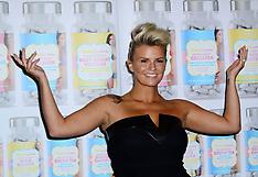 NOV 11 2014 Kerry Katona at Natural Beauty Slimming launch
