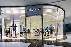 L.K.  Bennett fashion  shop in Dubai Mall Dubai United Arab Emirates