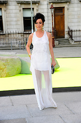 Nancy DelOlio attends the preview party for The Royal Academy of Arts Summer Exhibition 2013 at Royal Academy of Arts on June 5, 2013 in London, England. Photo by Chris Joseph / i-Images.