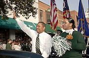 16700Homecoming Parade: Marching 110: Students:Fall 2004