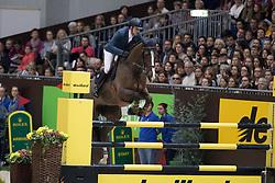 Duguet Romain, (SUI), Quorida de Treho<br /> CHI de Genève 2016<br /> © Hippo Foto - Dirk Caremans<br /> 11-12-2016