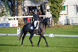 Minner Manon, BEL, Cool Dancer<br /> Mondial du Lion - Le Lion d'Angers 2018<br /> © Hippo Foto - Dirk Caremans<br /> 18/10/2018