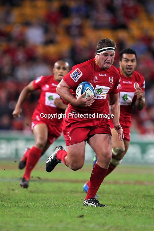 James Slipper - 2012 St.George Queensland Reds FxPro Super Rugby season