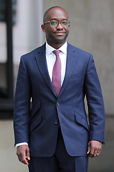 © Licensed to London News Pictures. 02/06/2019. London, UK. Sam Gymiah MP, who has announced he will run for Leader of the Conservative Party, at Broadcasting House. Photo credit: Rob Pinney/LNP