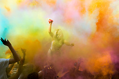 AUG 02 2014 Holi One Festival of Colours