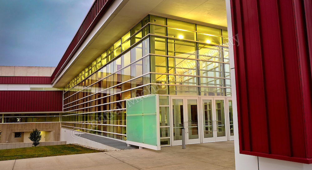 The Events Center at Central Michigan University. Photo by Steve Jessmore/Central Michigan University