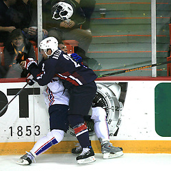 20080504: Ice Hockey - IIHF World Championship, USA vs Slovenia, Halifax, Canada
