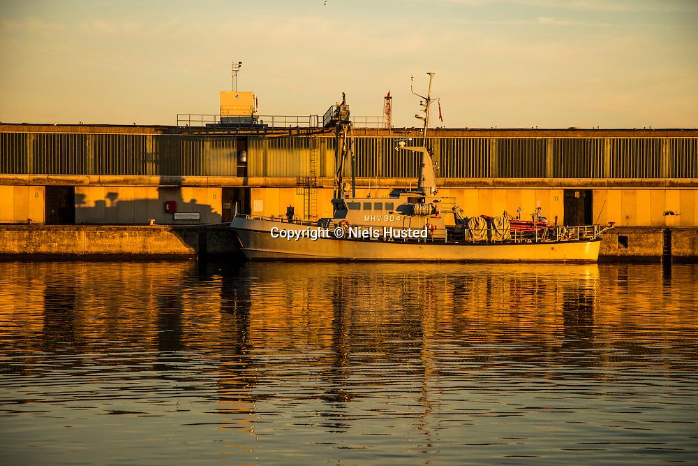 Esbjerg Havn.