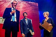 AMSTERDAM - Rafael Nadal tijdens het jaarlijkse Goed Geld Gala in theater Carre. ANP KIPPA ROBIN UTRECHT
