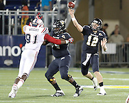 Florida International Universtity Golden Panthers Vs.Florida Atlantic.  Game was played at FIU on November 12, 2011 in which the Panthers defeated the Owls.