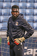 Coventry City goalkeeper Reice Charles-Cook during the Sky Bet League 1 match between Coventry City and Barnsley at the Ricoh Arena, Coventry, England on 3 November 2015. Photo by Simon Davies.