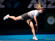 Elina Svitolina of the Ukraine in action during her quarter-final match at the 2019 Australian Open Grand Slam tennis tournament on January 23, 2019 at Melbourne Park in Melbourne, Australia - Photo Rob Prange / Spain ProSportsImages / DPPI / ProSportsImages / DPPI