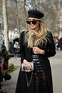 Leonie Hanne at Dior FW2018