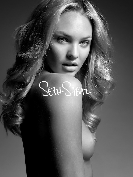 Candice Swanepoel Photoshoot
