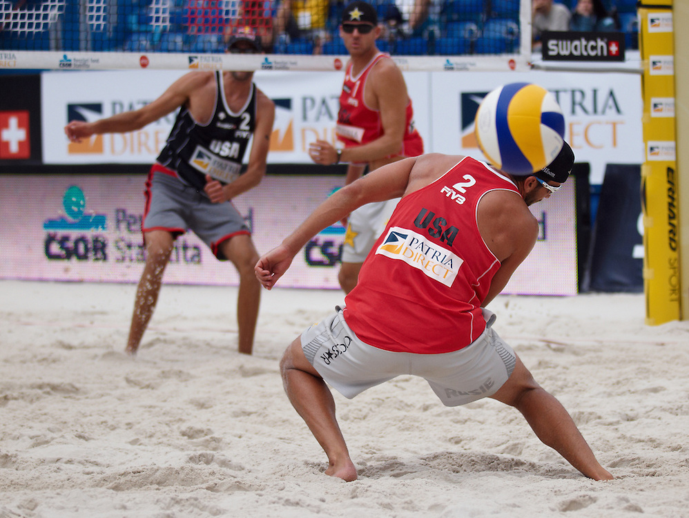 Swatch FIVB Patria Direct Open 2010 - USA vs USA