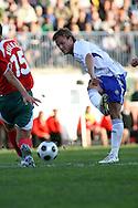 02.06.2008, Veritas stadion, Turku, Finland..Yst?vyysottelu Suomi - Valko-Ven?j? / Friendly International match Finland v Belarus.Mika V?yrynen - Finland.©Juha Tamminen.....ARK:k