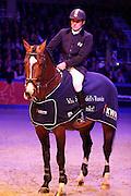 Piet Raijmakers Jr - Van Schijndel's Rascin<br /> KWPN Hengstenkeuring 2013<br /> © DigiShots