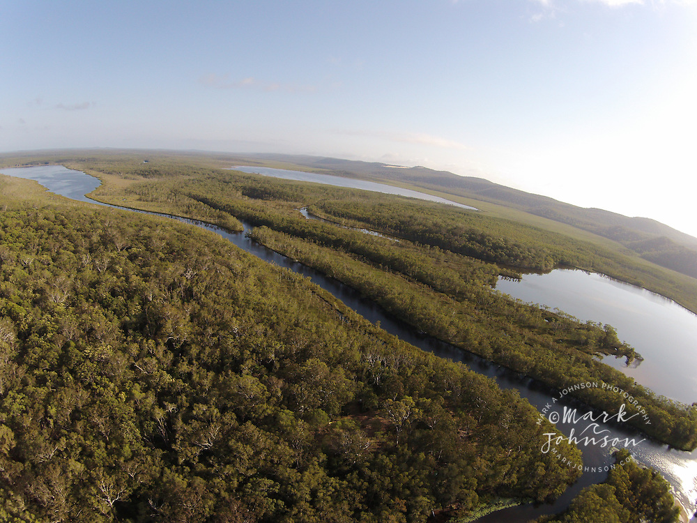 """The Everglades"", Cooloola National Park, Upper Noosa River, Sunshine Coast, Queensland, Australia"
