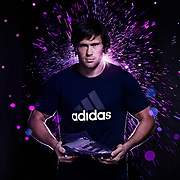 Jan Serfontein shot for Adidas rugby.