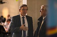 DEU, Deutschland, Germany, Berlin, 15.01.2018: Gerold Otten (MdB, Alternative für Deutschland, AfD) vor Beginn der Fraktionssitzung der AfD-Fraktion im Deutschen Bundestag.