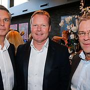 NLD/Ridderkerk/20121120 - Lancering Helden magazine nr.16, Martin van Geel, Ronald Koeman en Eric Gudde