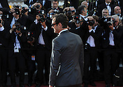 "Jury member Jude Law arrive on the red carpet for  "" The Tree of Life""  film premiere at the Palais des Festivals during the 64th Annual Cannes Film Festival on May 16, 2011 in Cannes, France ..Ki Price + 33678889497"